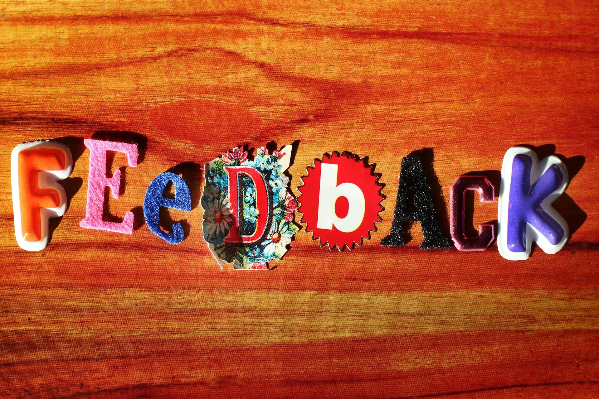 feedback-520527_1920